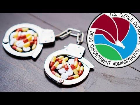 DEA Arrests Pill-Pushing Pharmacists