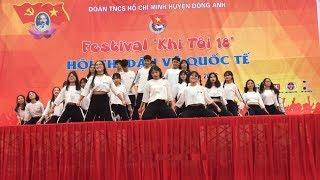 Giải nhất Festival Đông Anh- Hà Nội - Liên Hà Dance Club (Turn down for what, Look What YMMD...)
