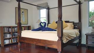 Large Luxury Four Bedroom House with Pool & Maids Quarters Opposite UWCT International School in Thalang