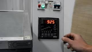 Предохранитель превышения температуры в муфельных печах Project