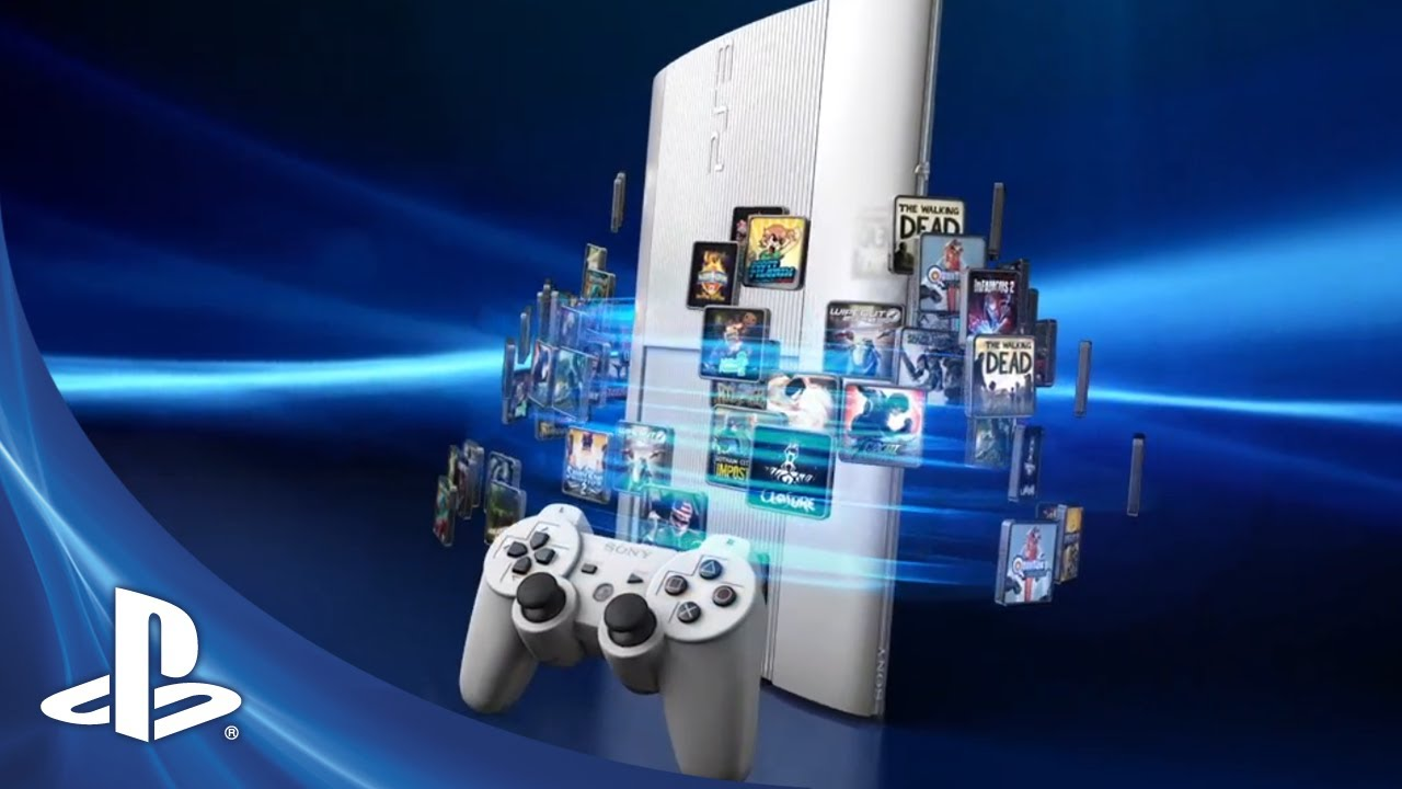Limited-Edition White PS3 Bundle Hits January 27th With 1 Year of Plus
