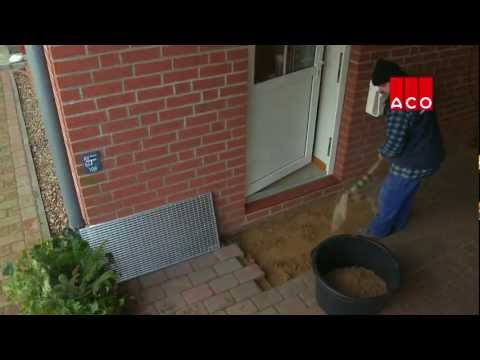 ACO Schuhabstreifer: So bleibt der Schmutz vor der Tür