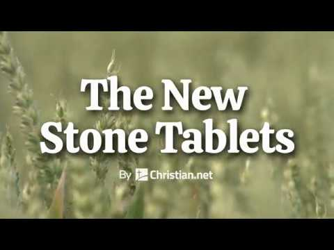 Exodus 33:7-34: New Stone Tablets | Bible Stories