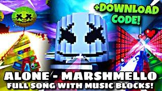 Marshmello Alone Full Fortnite Creative Map Codes Dropnite Com