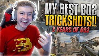 MY TOP 10 BEST BO2 TRICKSHOTS! (3 Years of BO2)