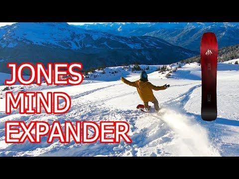 Jones Mind Expander Snowboard Review
