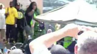 """Ace Hood Performing """"Cash Flow"""" @ Stonecrest"""