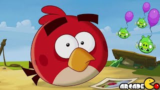 Angry Birds Friends - Facebook Friends Bouncy Tournament Challenge 9/14  All Level 3 Stars