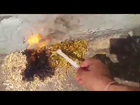 Fire Retardant Bamboo Coating