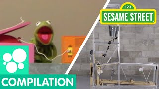 Sesame Street: Rube Goldberg Machines!