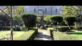 Il Chiostro dell'Abbazia di S. Giovanni in Venere