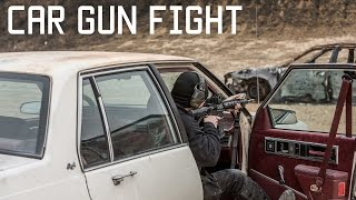 How to survive a gunfight in a car | Tactical Shooting Techniques | Tactical Rifleman