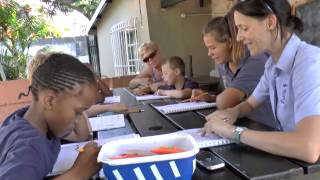 preview picture of video 'Dashaschool Dasha Foundation Nelspruit South Africa'