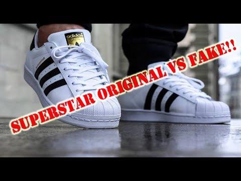 Adidas Superstar Original VS Replica   Outfit Hombre y Mujer   Historia