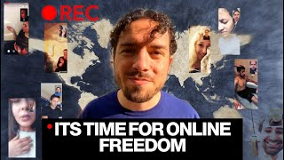 MESSAGE TO THE CHURCH | It's time to bring ONLINE FREEDOM [SHARE] please read description ↓