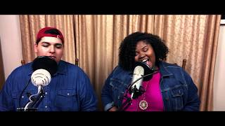 No Peace by Sam Smith and Yebba (Cover by Peter G and Kourtney S)