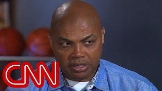 Charles Barkley 'disgusted' with Trump presidency