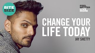 How To Discover Your True Values and Transform Your Life: Jay Shetty   Bitesize