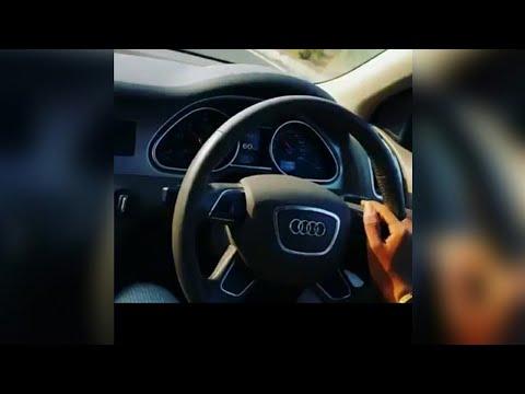 Dilbar Dilbar 😍   Audi RS5 Car Drive whatsapp status video