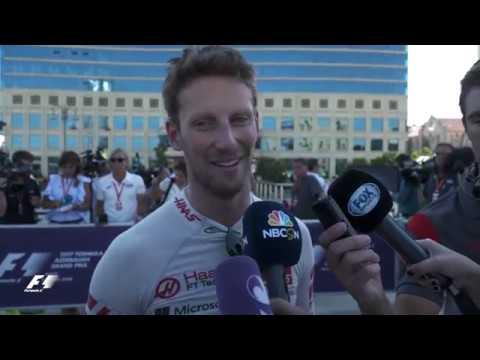 2017 Azerbaijan Grand Prix | Qualifying Reaction