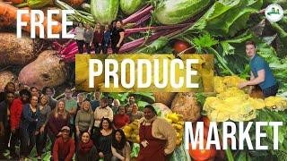 GBCA Hosts Free Produce Market