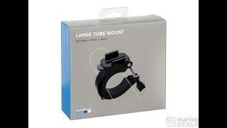 GoPro large tube mount (ad friendly)