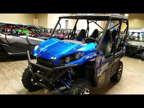 2018 Kawasaki Teryx4 LE Camo in Murrieta, California
