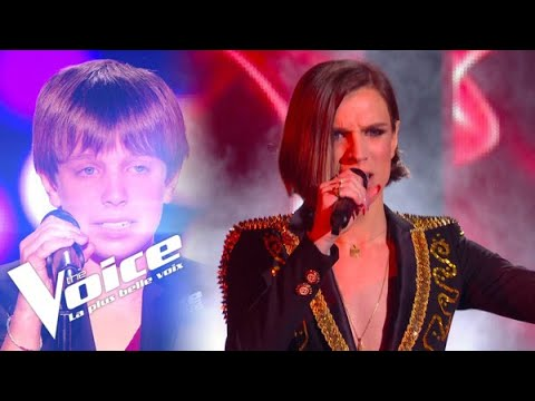 Screamin' Jay Hawkins – I Put A Spell On You | Léo | The Voice All Stars France 2021| Blind...