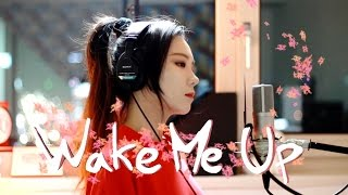 Avicii   Wake Me Up ( Cover By J.Fla )