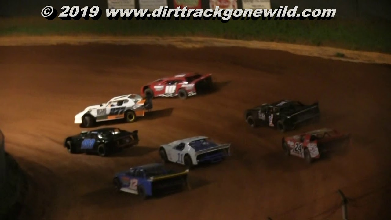 Modified Street at Toccoa Raceway June 29th 2019