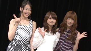 元SKE矢神久美&小木曽汐莉が再会プロジェクトでファンの前に登場