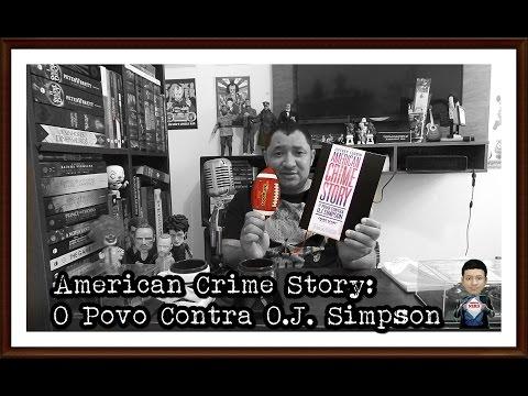 [CURIOSIDADES] American Crime Story-O Povo Contra O J Simpson (DarkSide Books)