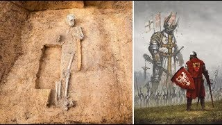 Grave Of A GIANT Medieval Warrior Unearthed In Germany