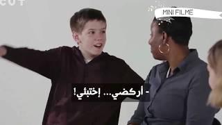 Children meet a drug dealer (Mariguana) !! ... see their reaction !! I Translator