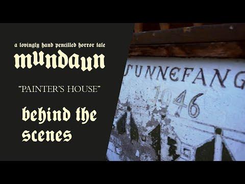 Mundaun : Coulisses sur «La maison du peintre»