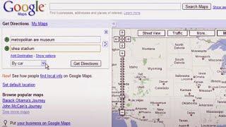 Transit on Google Maps