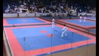 Mikheev(Russia) - Ri Ra Ryong(DPR Korea) Junior Male II Degree.wmv