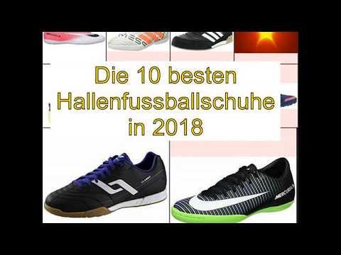 Die 10 besten Hallenfussballschuhe in 2018