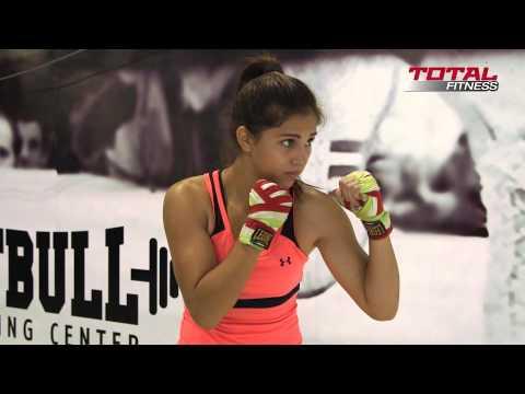 4 ejercicios de Boxeo para ponerse en forma