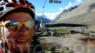 preview picture of video 'Lhasa - Kathmandu en bicicleta. Estiu 2010 V60'