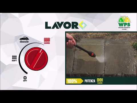 Presentación Hidrolimpiadora de agua fría Lavor Predator 160 WPS
