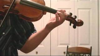 Beginner Fiddle Lessons - Fiddle Technique for Beginners