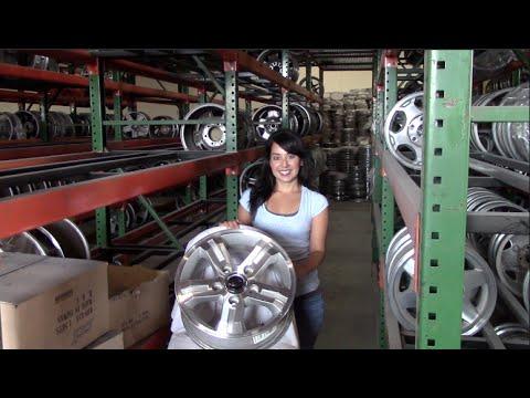 Factory Original Kia Forte Rims & OEM Kia Forte Wheels – OriginalWheel.com