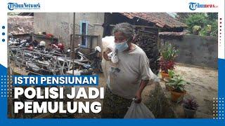 Kisah Istri Pensiunan Polisi yang Kini Jadi Pemulung, Harus Keliling Sumedang untuk Cukupi Kebutuhan