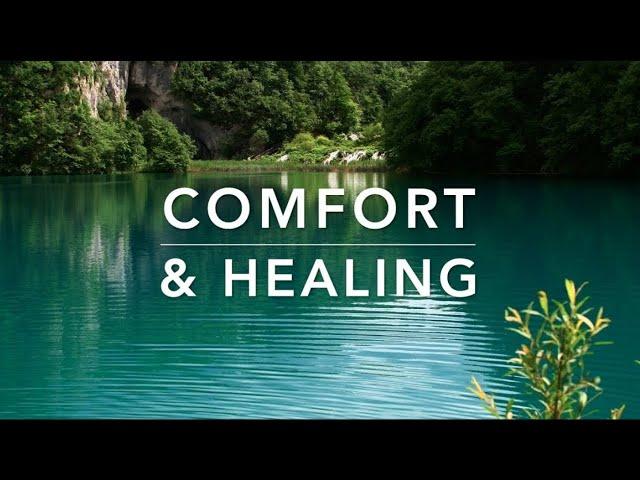 Comfort & Healing - 3 Hour Peaceful Music | Meditation Music | Deep Prayer Music | Alone With God