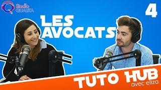 TUTOS DU HUB #4 - RÉVOLUTION pour les avocats français qui cherchent du travail !