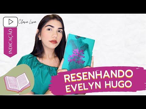 EU AMO E ODEIO A EVELYN HUGO || Os 7 maridos de Evelyn Hugo