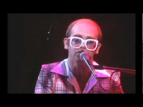 #17 - Sweet Painted Lady - Elton John - Live SOLO in Edinburgh 1976