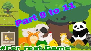 #For_rest gameplay walkthrough next part animal rooms and boundary