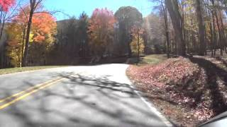 The Witch's Trick - A scary little road in North Carolina.